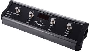 Fender mustang footswitch